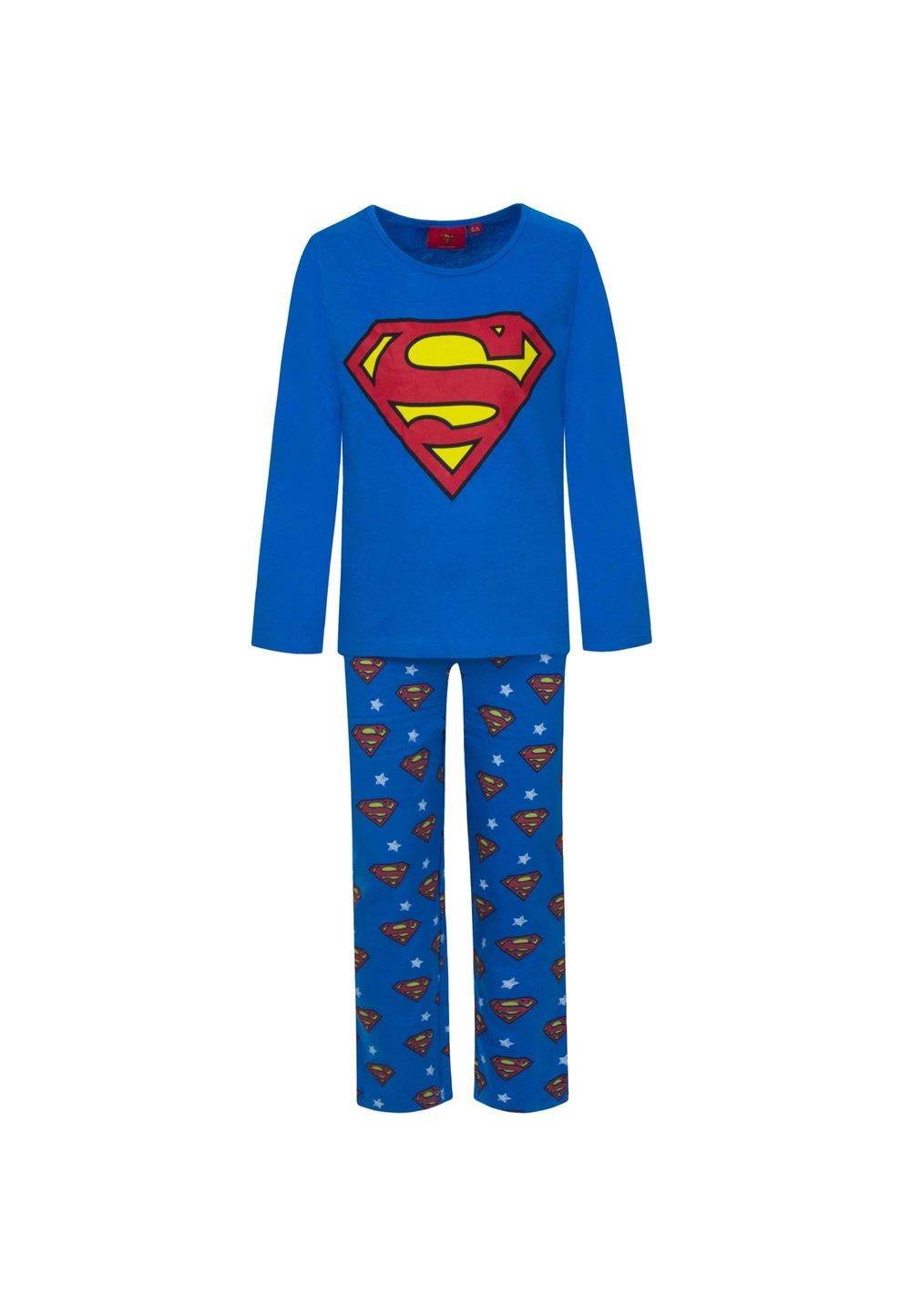 Pijama, Super, albastra imagine