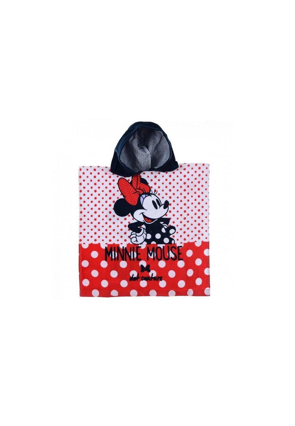 Poncho, Minnie Mouse, cu buline imagine