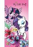 Prosop bumbac, My Little Pony, 140x70cm