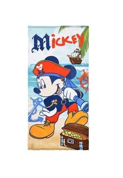 Prosop de plaja, piratul Mickey , 70x140cm
