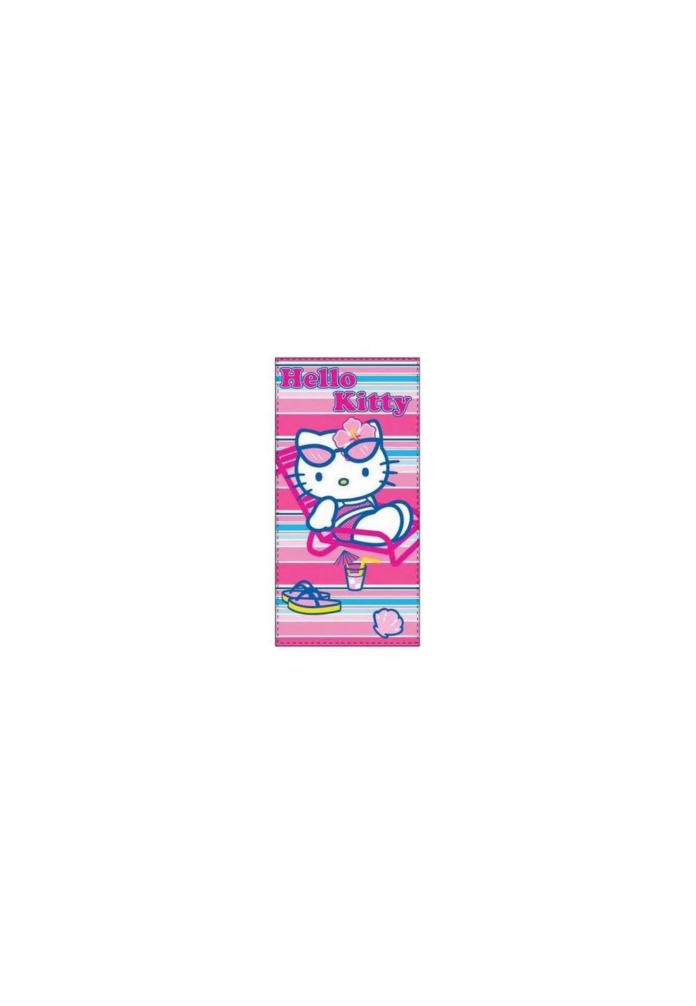 Prosop, Kitty, cu dungi, 70x140cm imagine