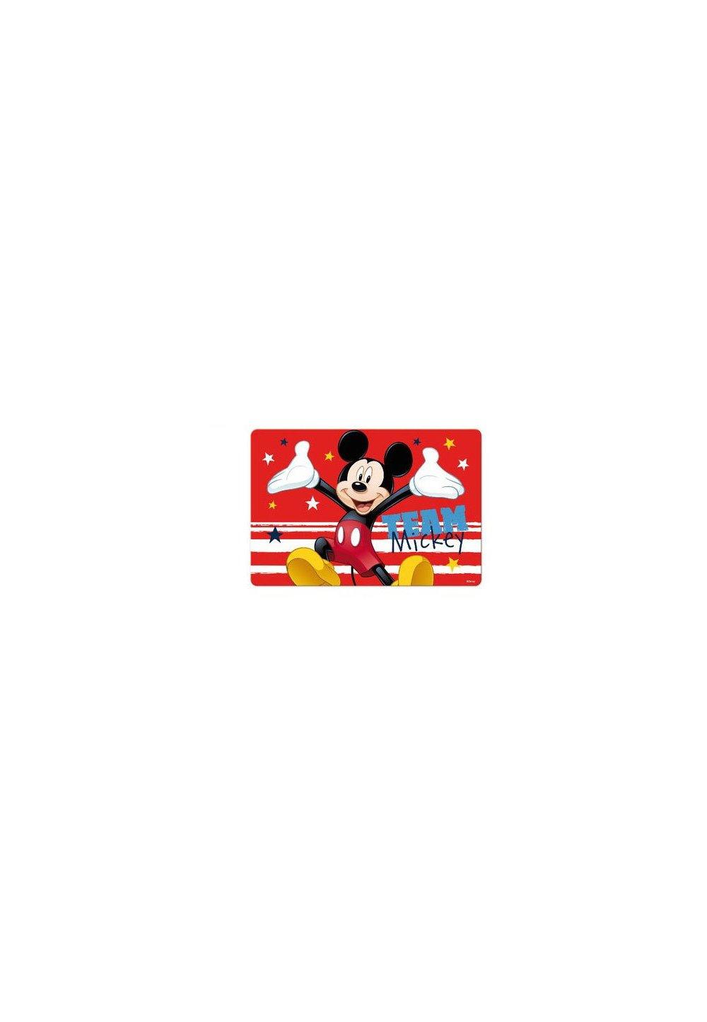 Protectie de masa 3D, Team Mickey, rosie imagine