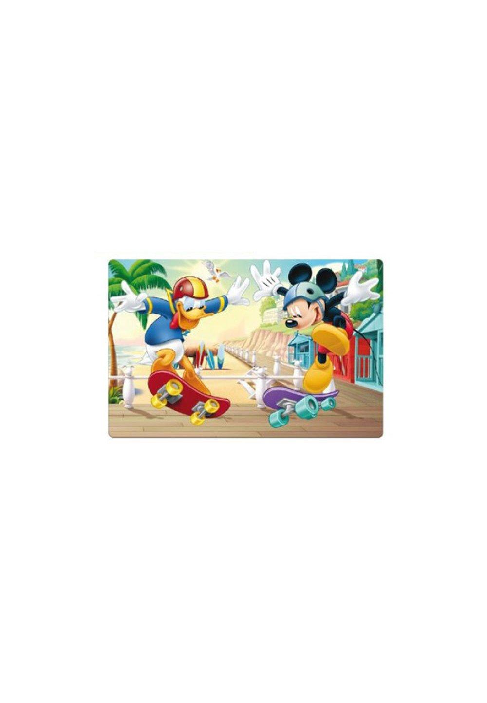 Protectie masa, 3D, Mickey si Donald imagine