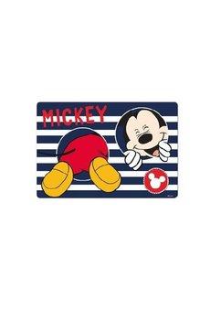 Protectie pentru masa, Mickey, bluemarin cu dungi