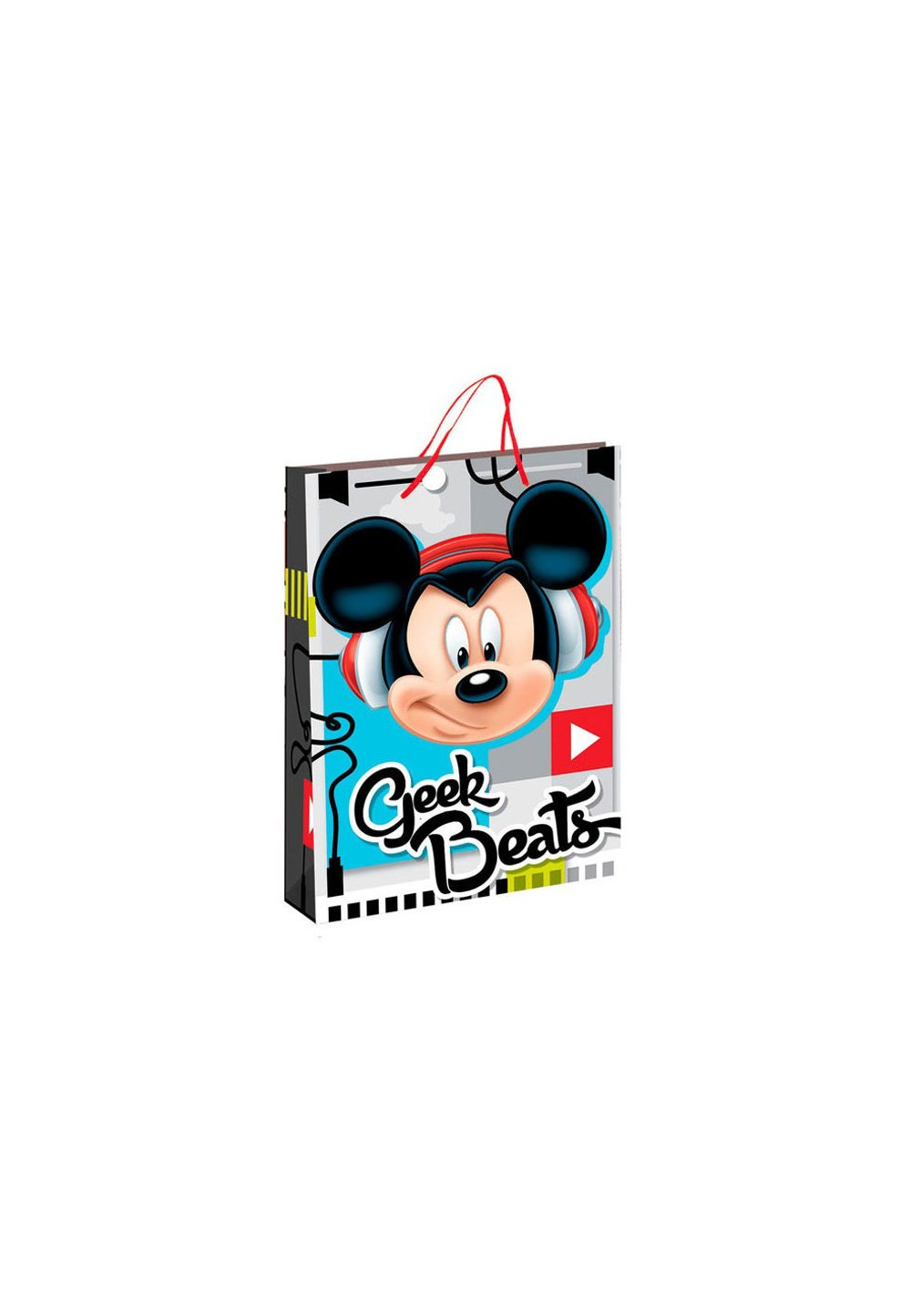 Punga cadou, medie, Mickey, Beats imagine