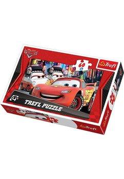 Puzzle Cars, 60 de piese