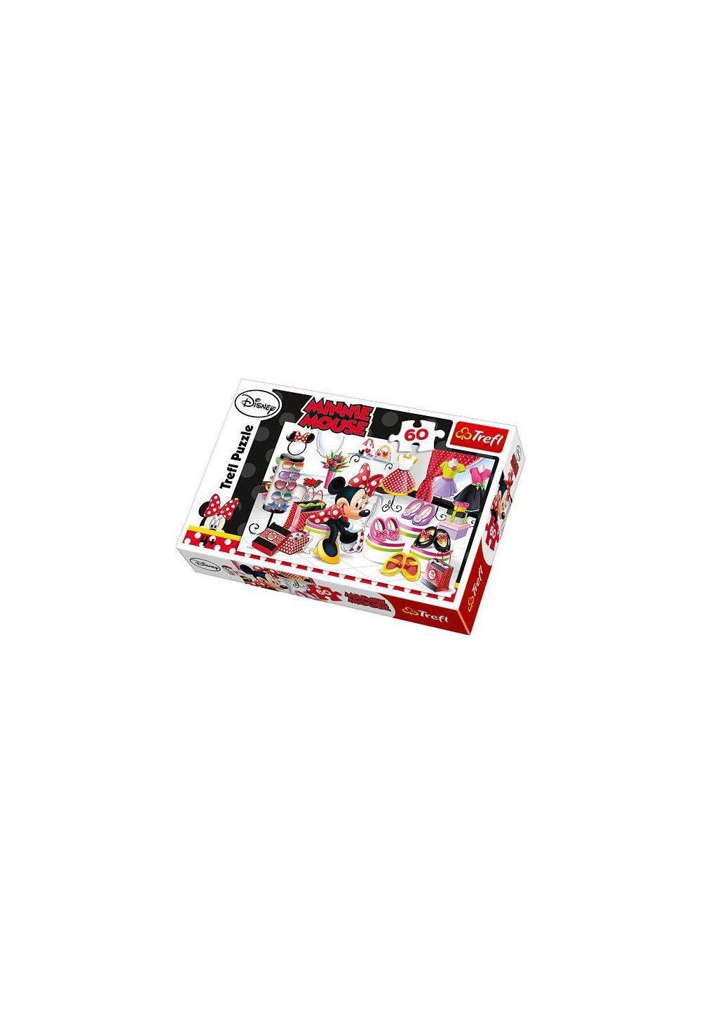 Puzzle Minnie, 60 De Piese