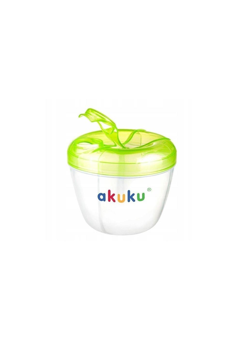 Recipient pentru pastrarea laptelui, Akuku, verde imagine