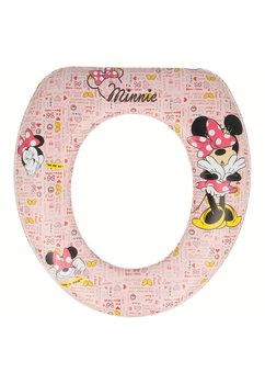 Reductor wc mini, roz, Minnie Mouse