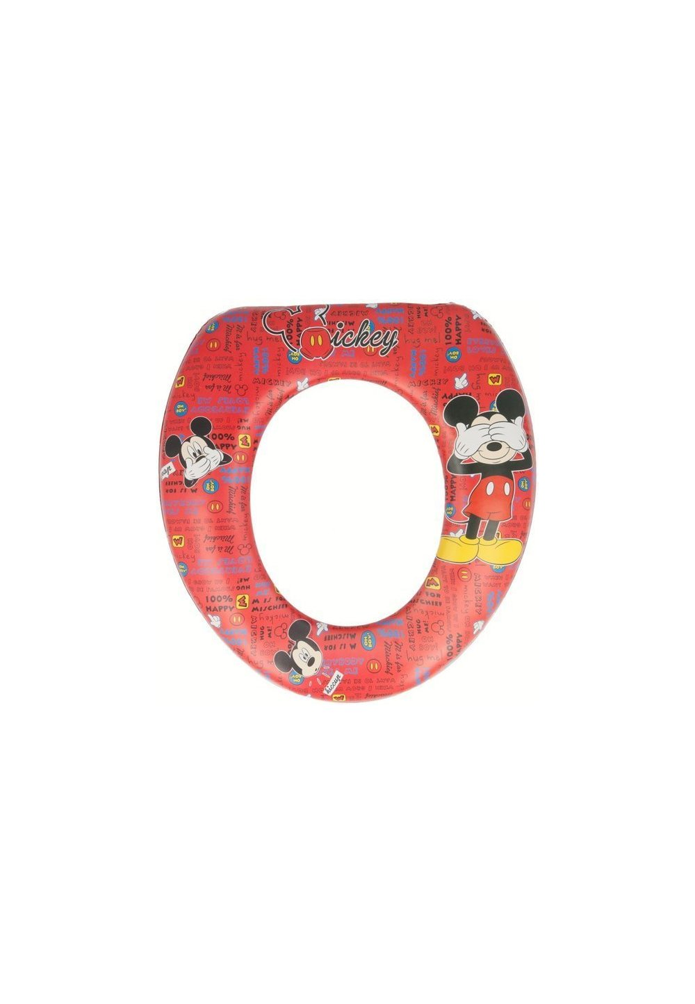 Reductor wc mini, M is for Mickey imagine