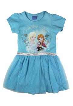 Rochie Frozen, albastra