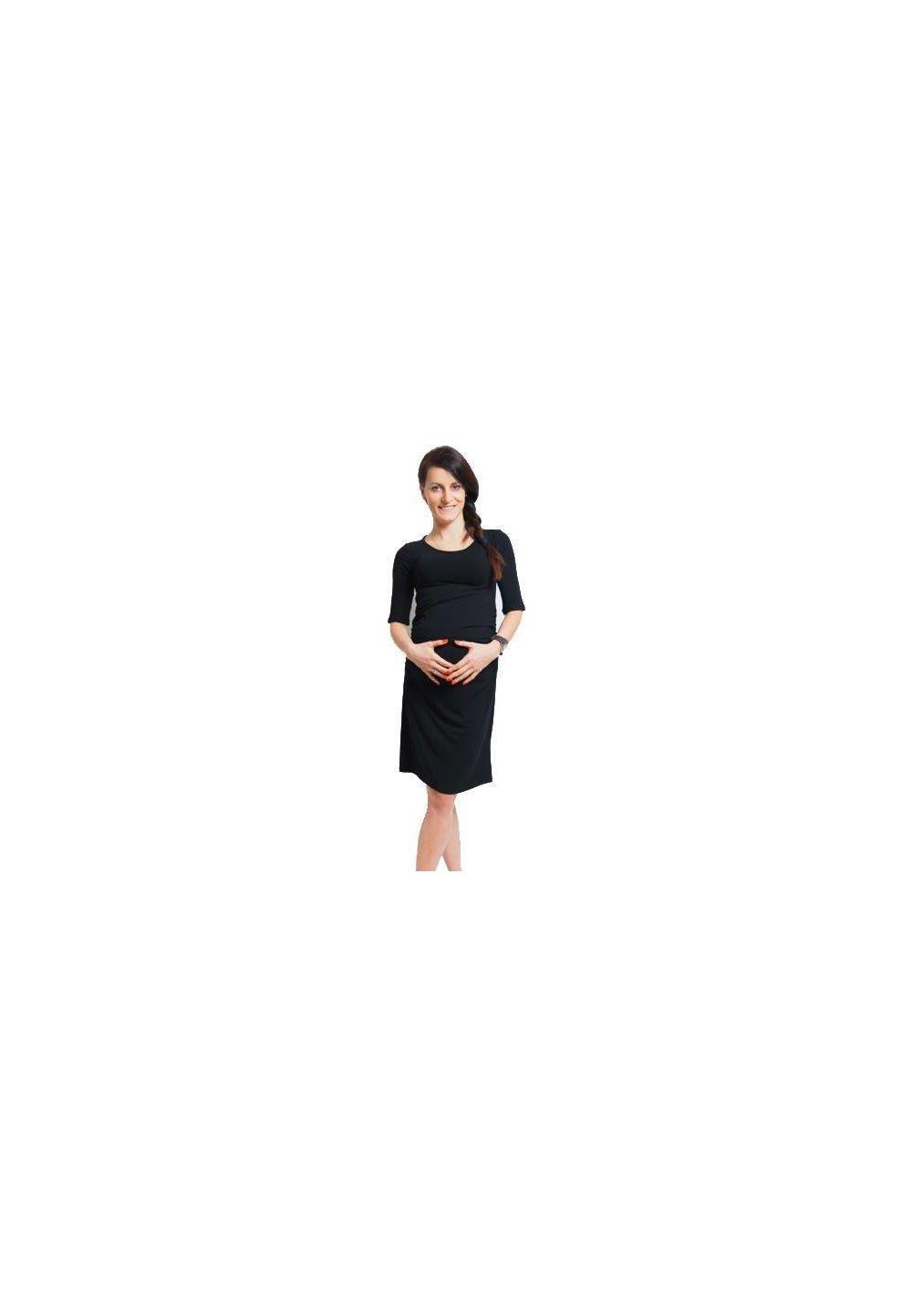 Rochie Gravide, Lauren, Neagra