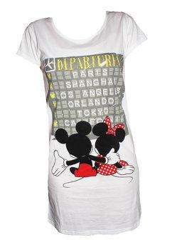 Rochie Minnie si Mickey, alba