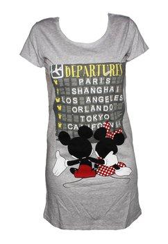 Rochie Minnie si Mickey, gri