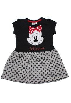 Rochie neagra cu buline, Minnie Mouse