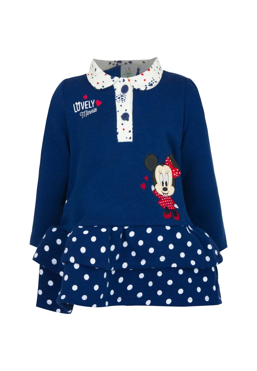 Rochita maneca lunga, Lovely Minnie Mouse, bluemarin imagine
