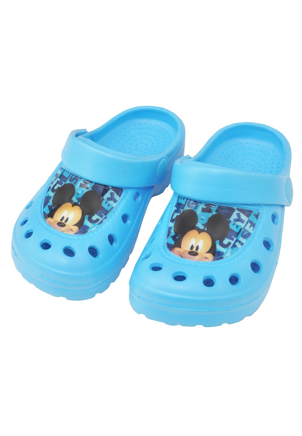 Saboti pentru plaja, Mickey, Call me, albastri imagine