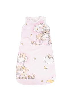 Sac de dormit, iarna, ursuletul somnoros, roz