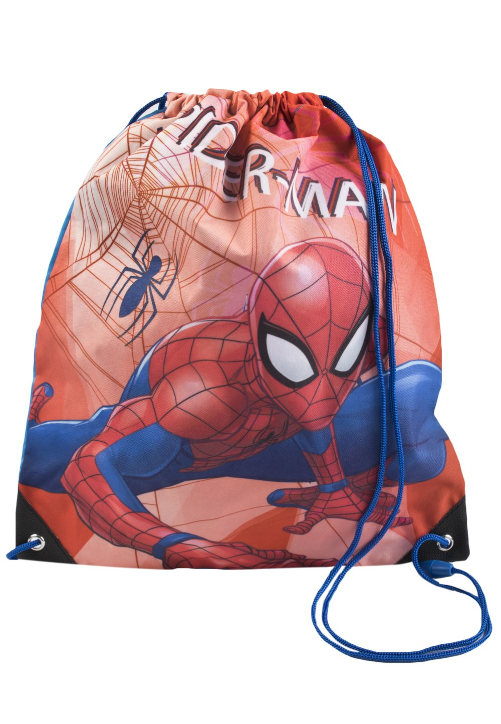 Sac, Ultimate Spider-Man, rosu, 38 x 32 cm imagine