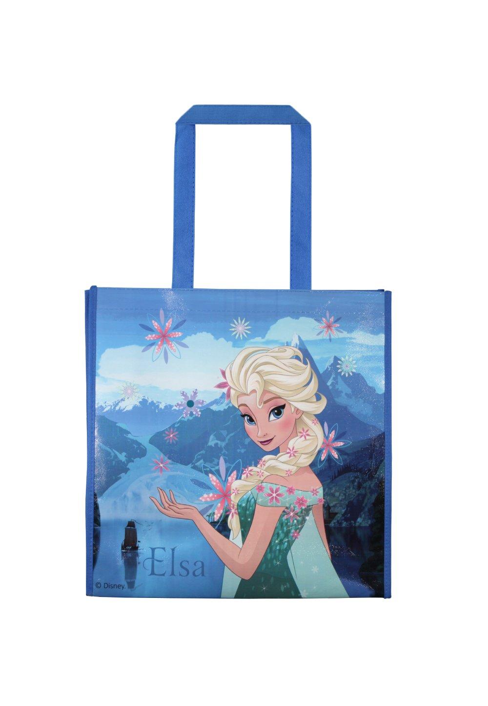 Sacosa cumparaturi, albastra, Elsa imagine