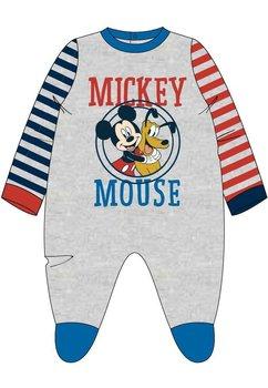 Salopeta gri, Mickey si Pluto