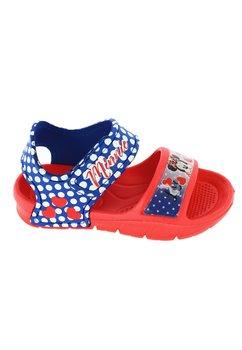 Sandale, Love Minnie, rosii cu buline