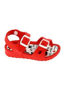 Sandale rosii, I love Minnie