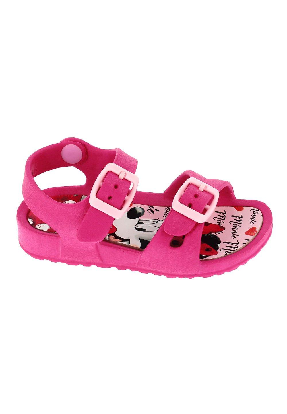 Sandale roz, I love Minnie imagine