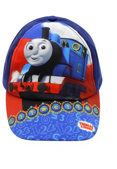 Sapca bluemarin, Thomas and friends