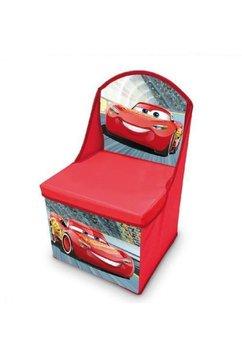 Scaun pliabil Cars, rosu