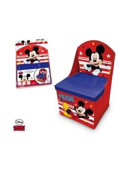 Scaun pliabil, Mickey, rosu