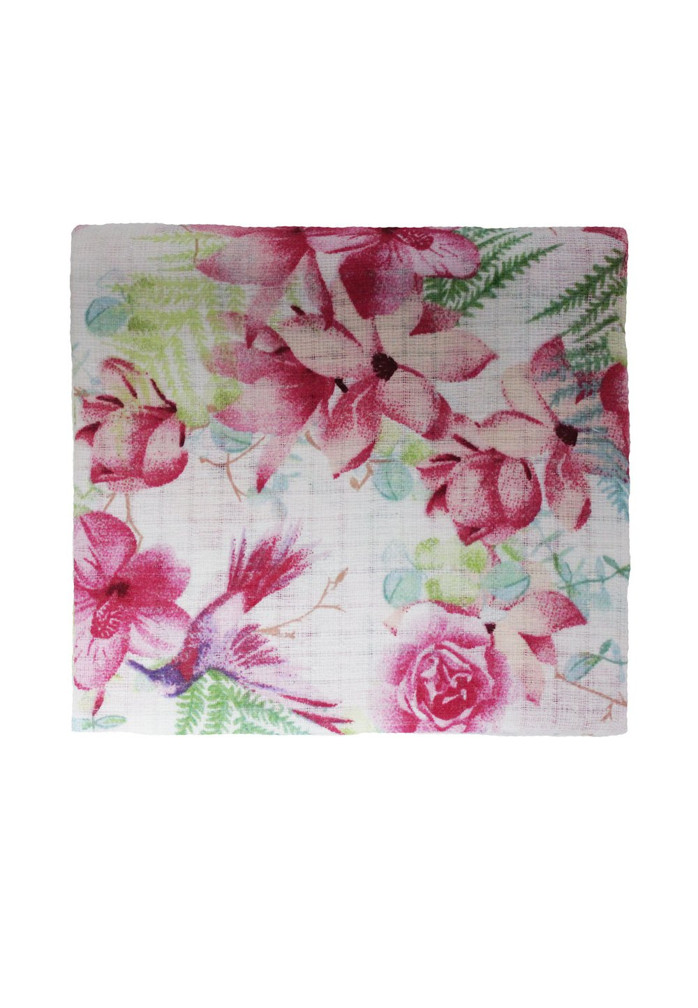 Scutec bumbac, Rosa, roz, 80 x 70 cm imagine