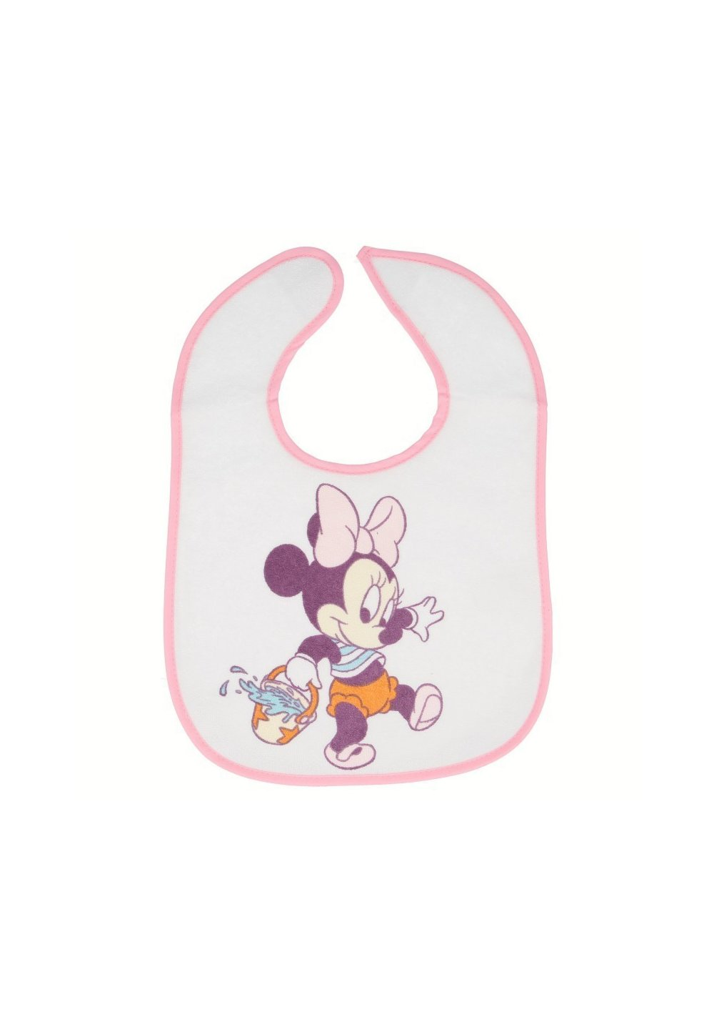 Set 2 bavete, bebe Minnie Mouse, 6-12 luni imagine