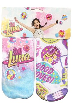Set 2 perechi de sosete, Soy Luna, Good