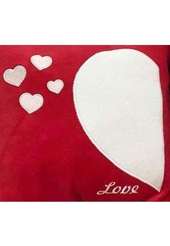 Set pernute Love, 40x40cm