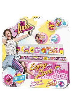 Set Soy Luna, 5piese, Enjoy what you love