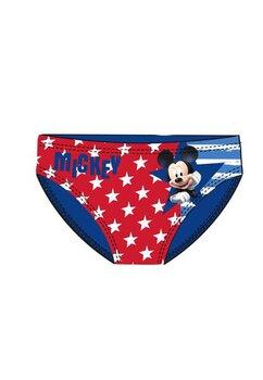 Slip de baie, Mickey Mouse, albastru cu stelute