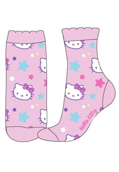 Sosete roz deschis, Hello Kitty