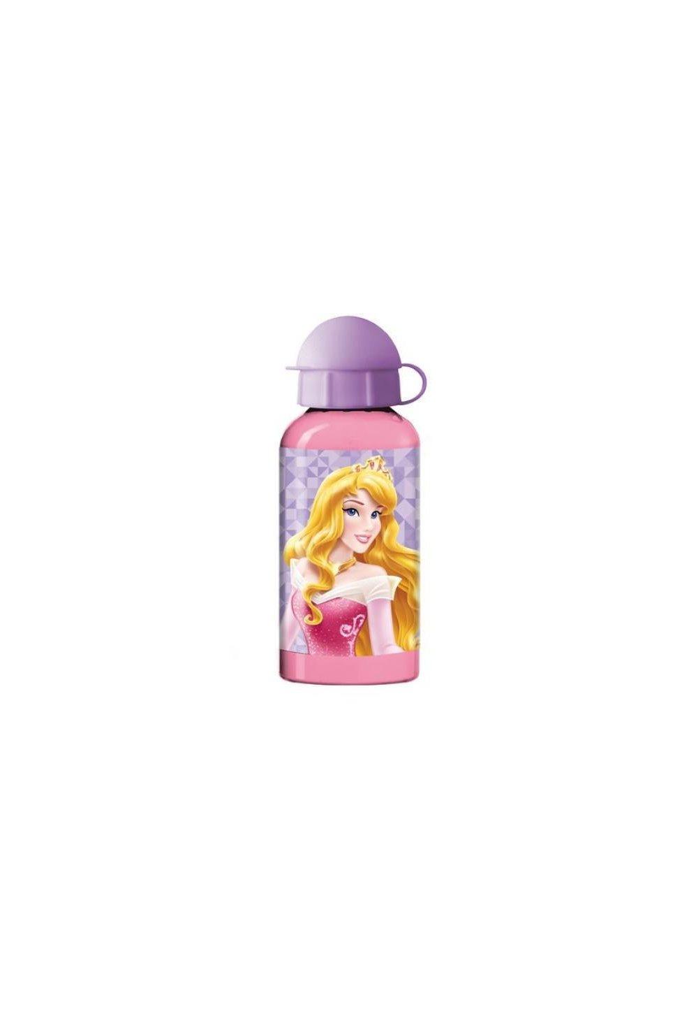 Sticla de aluminiu 400 ml, Princess, roz imagine