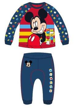 Trening bebe, Mickey, bluemarin cu dungi