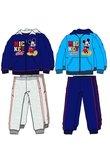 Trening, Mickey Mouse, albastru