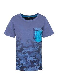 Tricou, Fast and Furious army, albastru