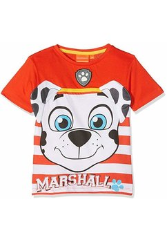 Tricou Marshall, portocaliu cu dungi
