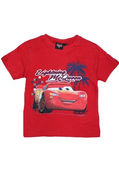 Tricou, rosu, Fireball beach racers
