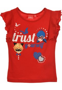 Tricou rosu, Trust yourself