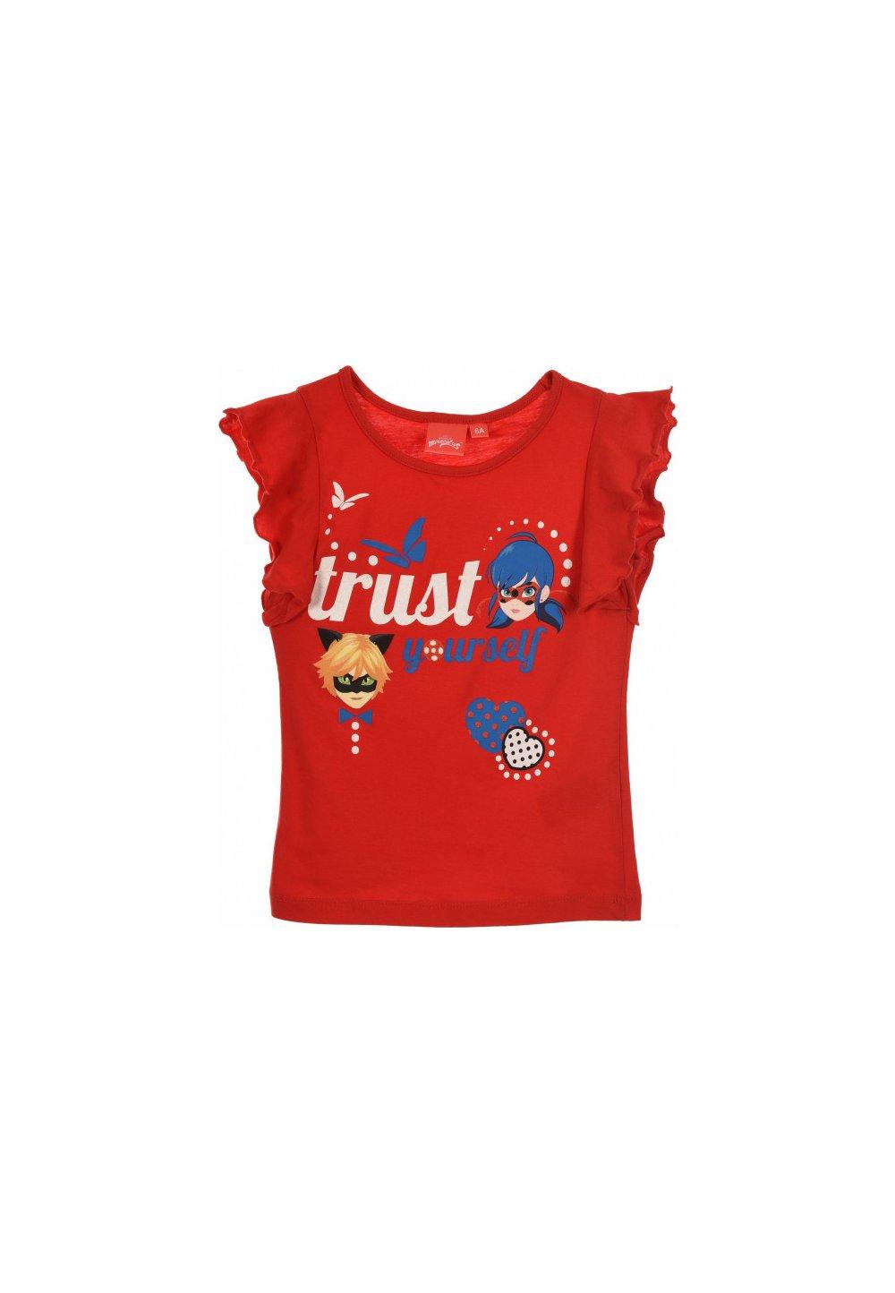 Tricou rosu, Trust yourself imagine