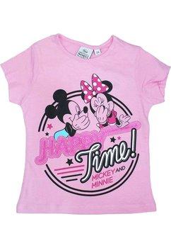 Tricou, roz, Happy time