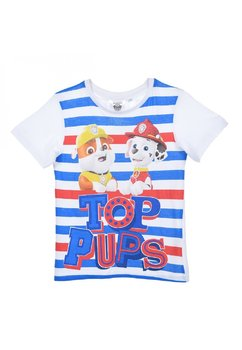 Tricou, Top pups, alb