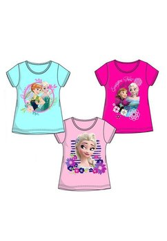 Tricou turcoaz, Anna si Elsa