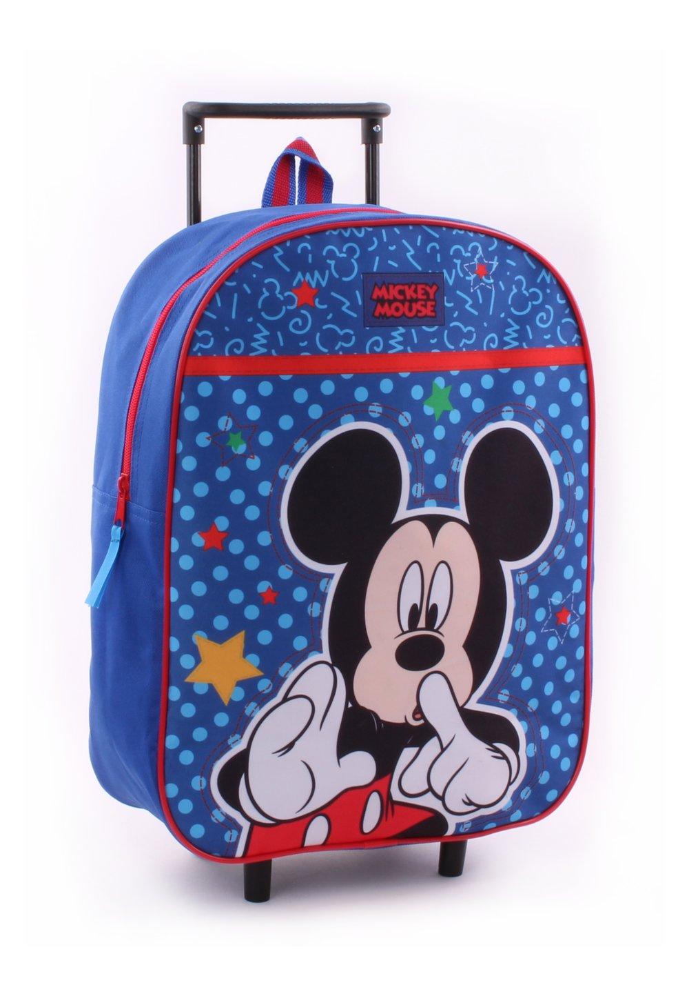 Troller albastru cu buline, Mickey Mouse imagine